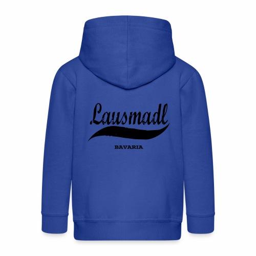 LAUSMADL BAVARIA - Kinder Premium Kapuzenjacke