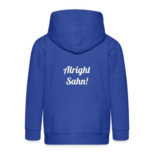 Alright Sahn Wexford - Kids' Premium Zip Hoodie