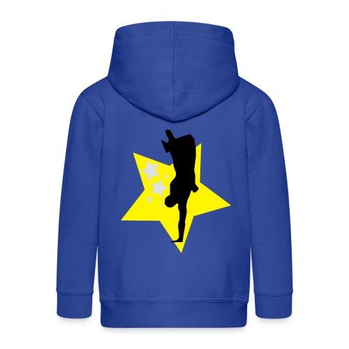 stars - Kids' Premium Hooded Jacket