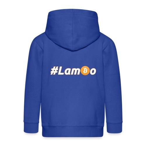 Lambo - option 3 - Kids' Premium Zip Hoodie