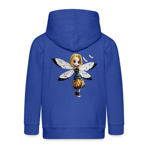 Falterchen - Fairy - Kinder Premium Kapuzenjacke