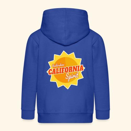 California Spirit Radioshow - Veste à capuche Premium Enfant