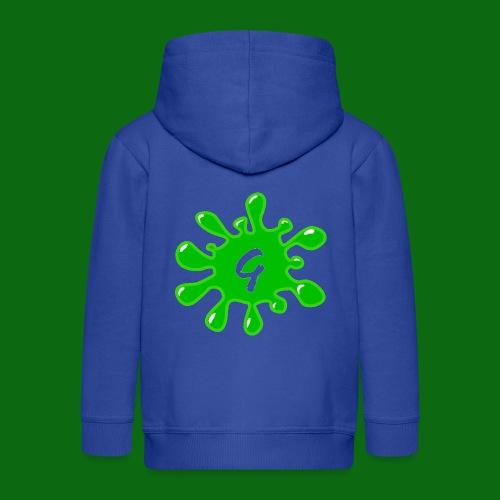 Glog - Kids' Premium Zip Hoodie