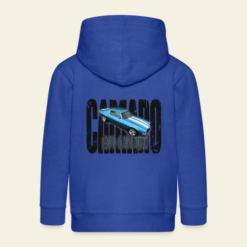 70 Camaro - Premium hættejakke til børn