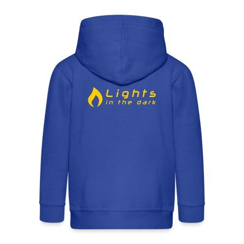 Lights in the Dark - officiel (simple) - Veste à capuche Premium Enfant