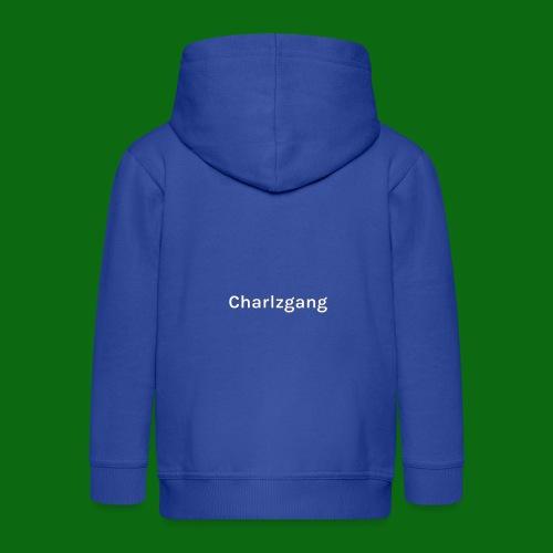 Charlzgang - Kids' Premium Zip Hoodie