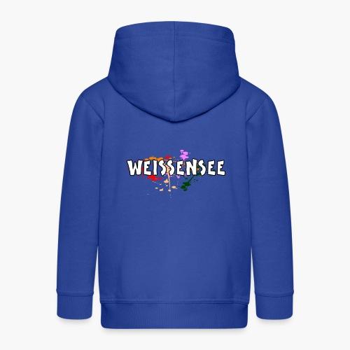 Weissensee - Kinder Premium Kapuzenjacke