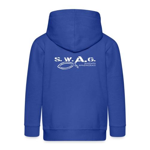 SWAG Art - Kinder Premium Kapuzenjacke