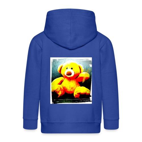 Teddy - Kinderen Premium jas met capuchon