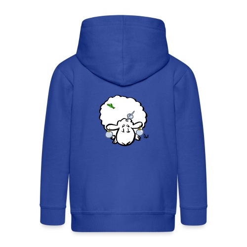 Christmas Tree Sheep - Kids' Premium Hooded Jacket