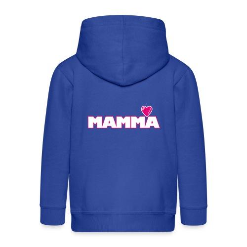 MAMMA - Premium-Luvjacka barn