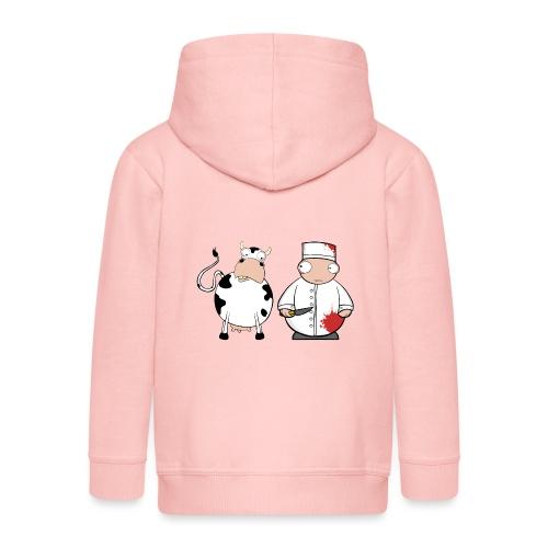 Friends ? - Chaqueta con capucha premium niño