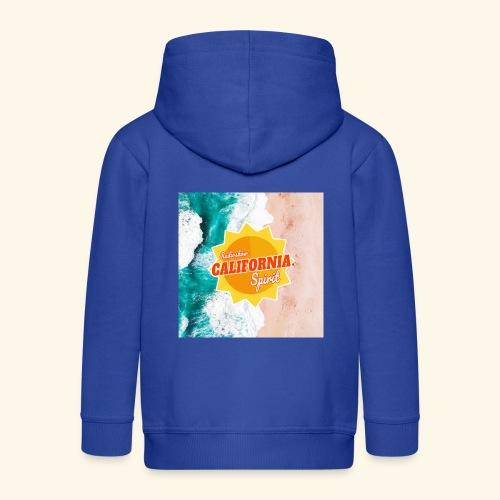 California Spirit Surfin - Veste à capuche Premium Enfant