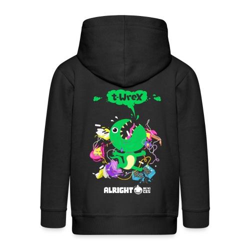 Twrex - Kids' Premium Zip Hoodie