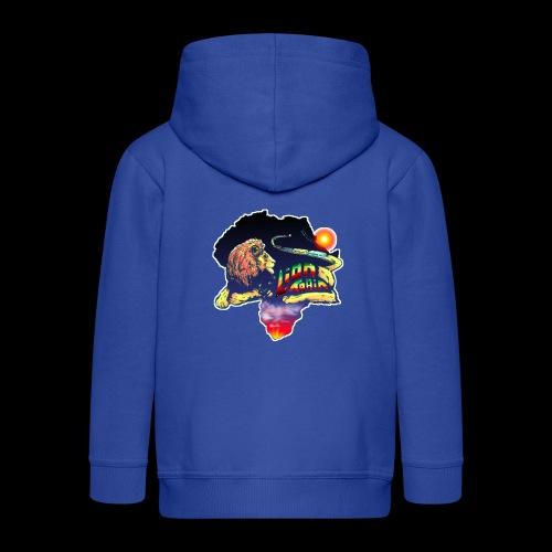 LIONTRAIN - Kids' Premium Zip Hoodie