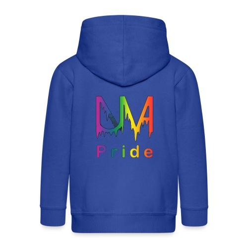 Pride - Kinder Premium Kapuzenjacke