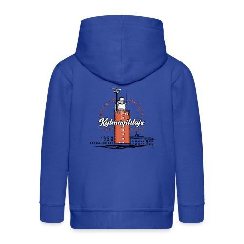 Finnish Lighthouse KYLMÄPIHLAJA Textiles, and Gift - Lasten premium hupparitakki