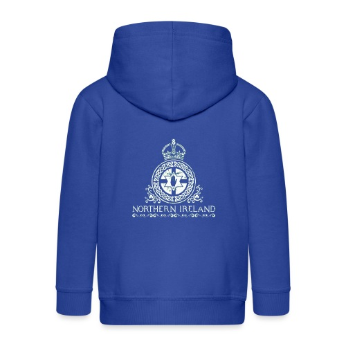 Northern Ireland - Kids' Premium Hooded Jacket
