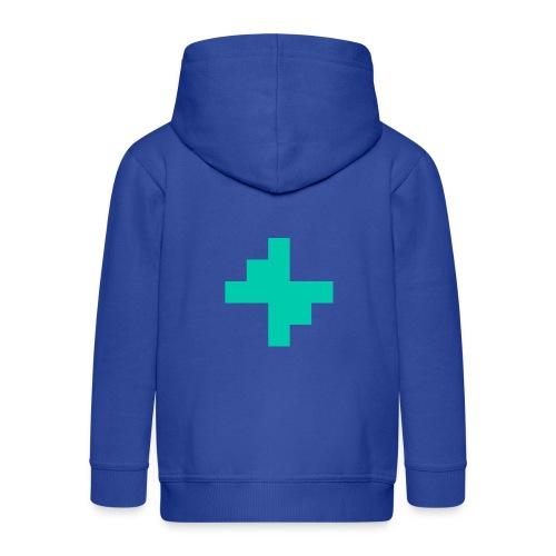 Bluspark Bolt - Kids' Premium Hooded Jacket