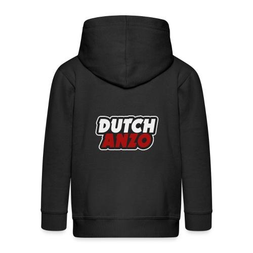 dutchanzo - Kinderen Premium jas met capuchon