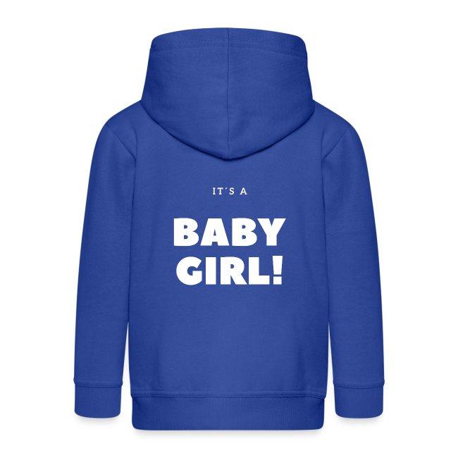 It´s a Baby Girl - Geschenkidee