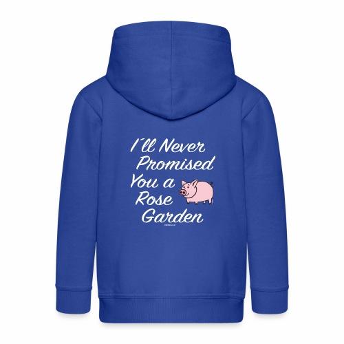 Hauskat Possu paidat, tekstiilit- ja lahjatuotteet - Lasten premium hupparitakki