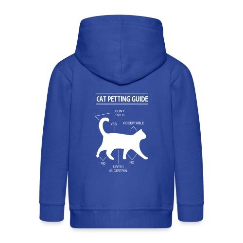 CAT GUIDE - Veste à capuche Premium Enfant