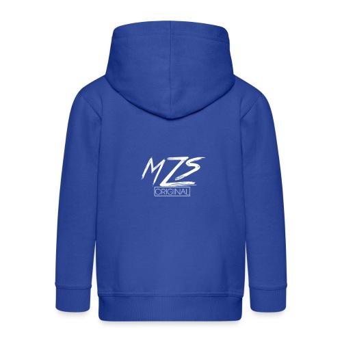 MrZombieSpecialist Merch - Kids' Premium Zip Hoodie
