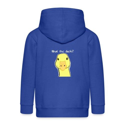 Duck you - Lasten premium hupparitakki