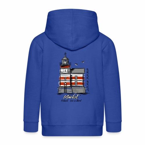 Finnish Lighthouse MÄRKET Sea Textiles, and Gifts - Lasten premium hupparitakki