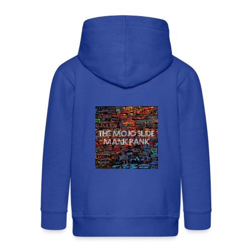 Manic Panic - Design 1 - Kids' Premium Hooded Jacket