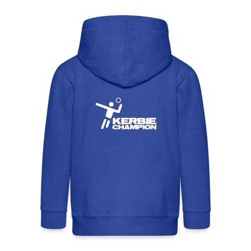 Kerbie - Kids' Premium Zip Hoodie