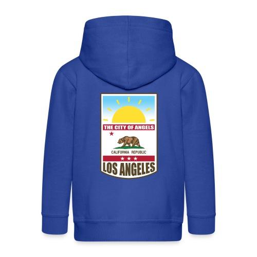 Los Angeles - California Republic - Kids' Premium Hooded Jacket