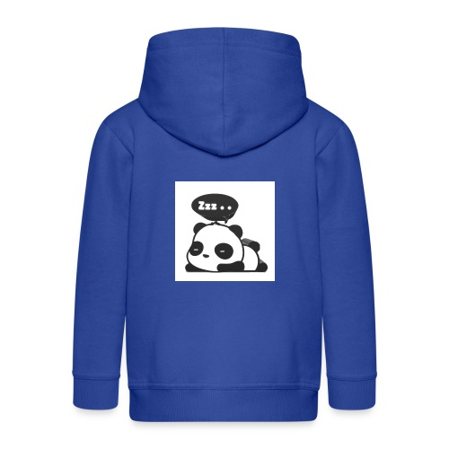 shinypandas - Kids' Premium Zip Hoodie