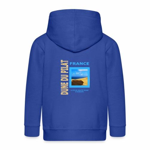 Dune of Pilatus 2019 - Kids' Premium Zip Hoodie