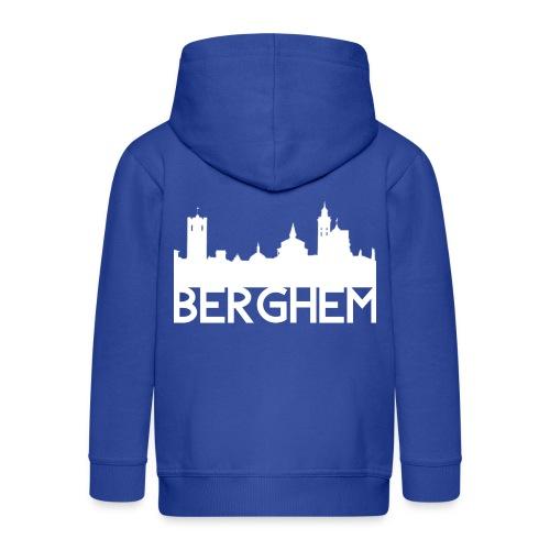 Berghem - Felpa con zip Premium per bambini