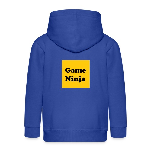 Game Ninja - Premium Barne-hettejakke