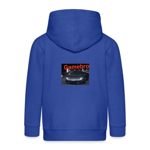 Gamebro - Kids' Premium Hooded Jacket