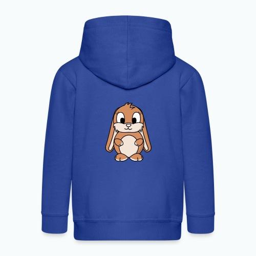 Lily Bunny - Appelsin - Premium-Luvjacka barn