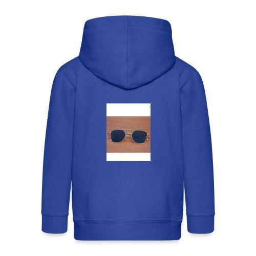 Feel - Kids' Premium Zip Hoodie