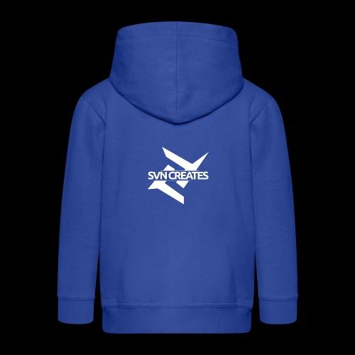 SVN Shirt logo 1 png - Kinderen Premium jas met capuchon