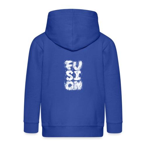 Fusion - Kids' Premium Zip Hoodie