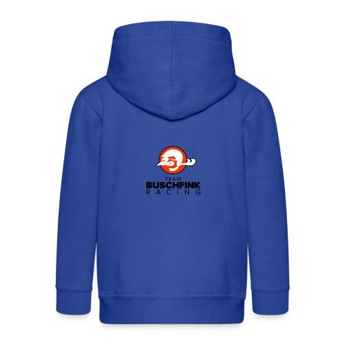 Team logo Buschfink - Kids' Premium Zip Hoodie