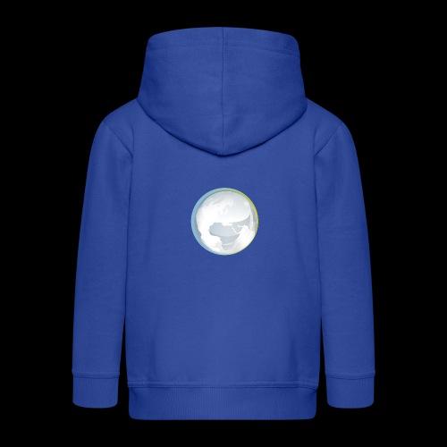 PTS logo new15 beeldmerkS png - Kids' Premium Zip Hoodie