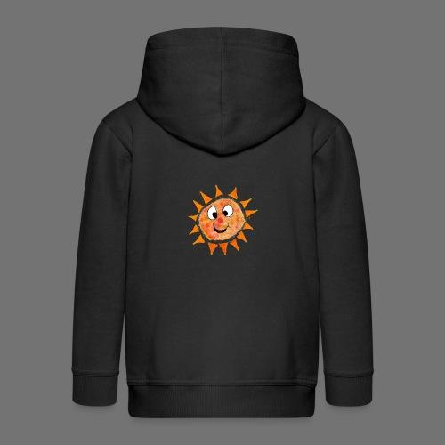 Sun - Kids' Premium Zip Hoodie