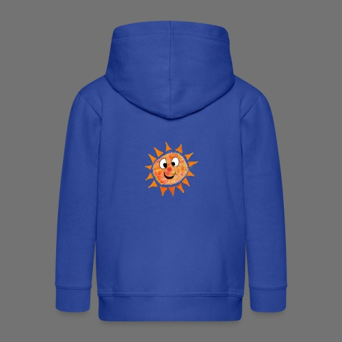 Sun - Kids' Premium Hooded Jacket