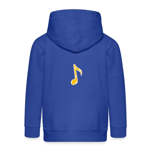 Basic logo - Kids' Premium Hooded Jacket