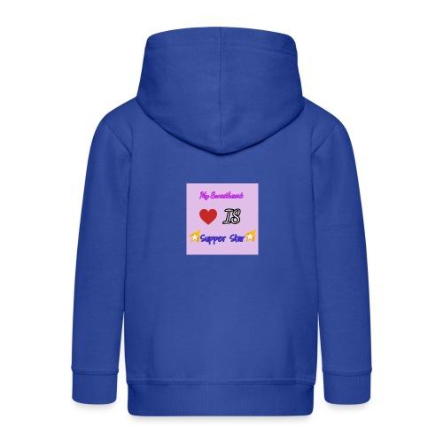 my sweetheart - Premium-Luvjacka barn