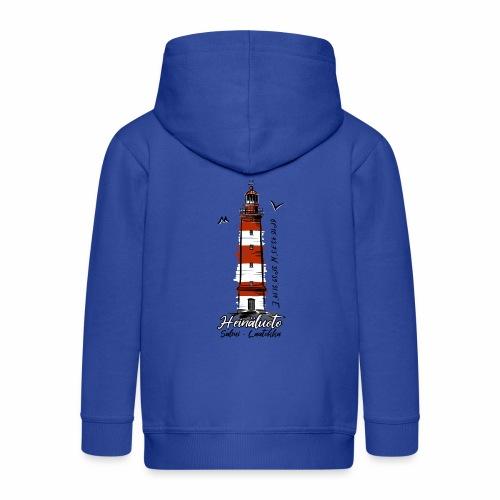 Old Finnish Lighthouse HEINÄLUOTO Textiles, Gifts - Lasten premium hupparitakki