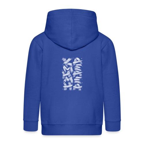 KAMEHAMEHA - Kids' Premium Zip Hoodie